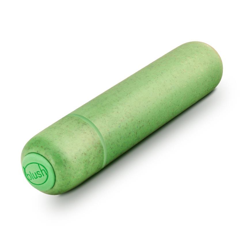 Gaia Biodegradeable Eco Bullet Vibrator Green