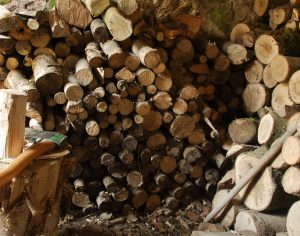 Woodpile Wide