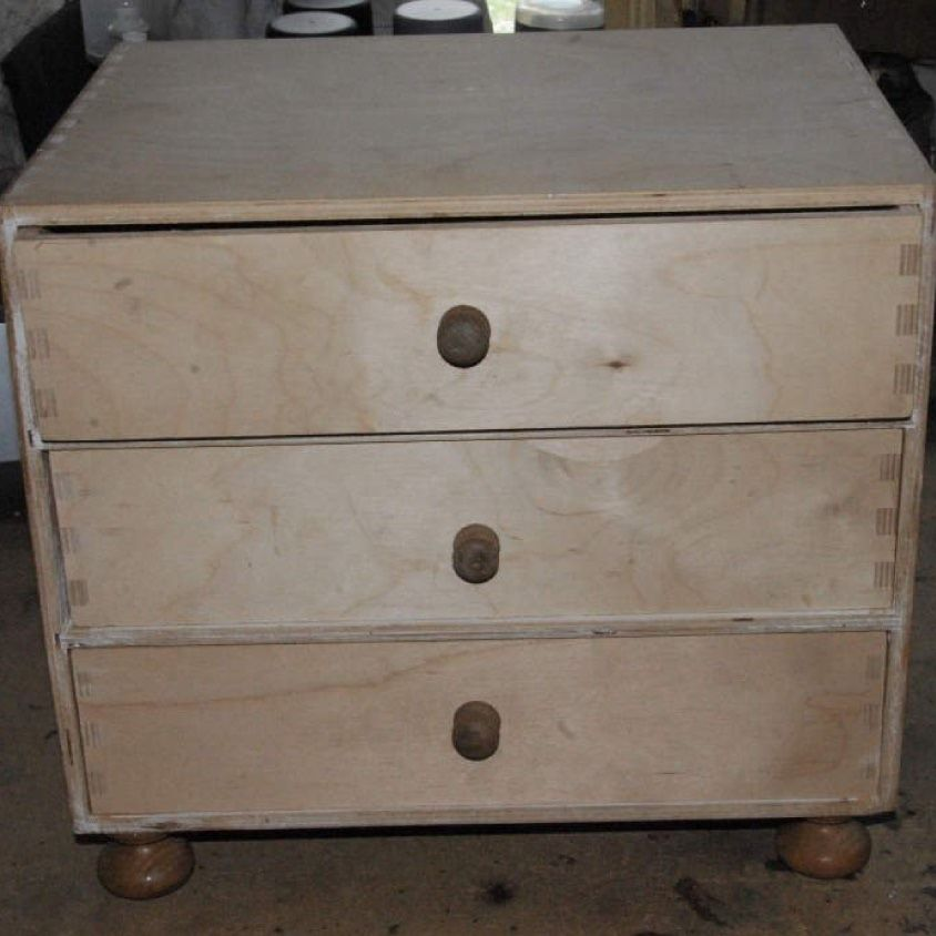 Drawers Before
