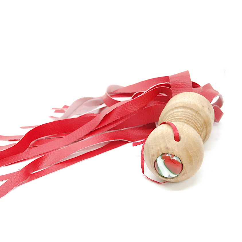 Red and beech flogger